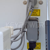 banco de carga 500kw Resistive para o branco do teste do gerador