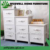 Gabinete de armazenamento de madeira com a gaveta 5 (W-B-0062)