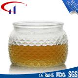 440ml gekennzeichneter bleifreier Glasbehälter für Nahrung (CHJ8156)