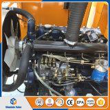 さまざまな農場の接続機構が付いている油圧1000kg定格負荷のショベルローダ