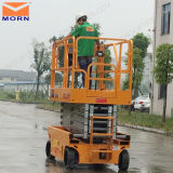 12m Battery Electric Scissor Lift Platform