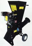 hölzerne Chipper Maschine des Reißwolf-9HP/des Ausschnitts/Garten-Hilfsmittel mit zwei Zufuhr-Kanälen