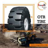 Neumático directo del diagonal OTR de la venta de la fábrica de China del neumático del camino (para el cargador, el graduador, el carro de vaciado)