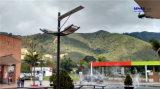 25W СИД все в одном уличном фонаре панели солнечных батарей для дороги, улицы (SNSTY-225)