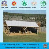 Polyvinylchlorid-Plastik-Belüftung-imprägniernmembranen-Dach-Material