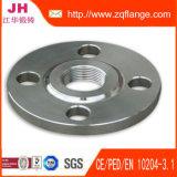 Flange padrão do aço de carbono ANSI/JIS/En1092-1/DIN/BS4504