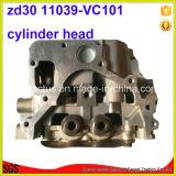 Завершите головку цилиндра головки цилиндра Zd3 K5mt 11039-Vc10A 11039-Vc101 Zd30 Zd30ddti Zd30 для Nissan