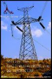 передающая линия башня силы 230kv стали решетки