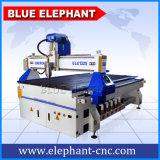 4*8FT CNC 기계 나무 3D 의 3개의 축선 CNC 대패 조각 기계, CNC는 기계를 만드는 정지한다