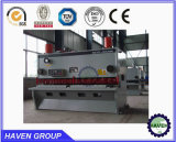 금속 Plate Shearing와 Cutting Machine, QC12y-8X4000 Hydraulic Shearing Machine