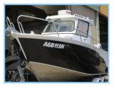 рыбацкая лодка 6.85m Австралия стандартная All-Welded алюминиевая