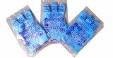 Qualität preiswerte PET Wegwerfmedizinische Plastikhandschuh-Wegwerfhandschuhe
