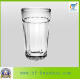 명확한 유리제 컵 맥주잔 물 컵 마시는 킬로 비트 Hn0246