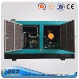 100 kW refrigerado por aire Generador Diesel Desarrollado por generador portátil