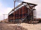 Pianta di lavaggio di estrazione mineraria alluvionale completa dello stagno della piccola scala, attrezzatura mineraria del minerale metallifero alluvionale dello stagno per elaborare stagno alluvionale