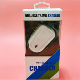 Heißer Sale Dual USB Portable Charger mit Box Packaging