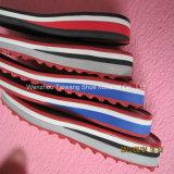 Suole materiali di gomma di combinazione di EVA per la fabbricazione dei pattini