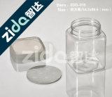 رخيصة يخلو [بّ] غطاء بلاستيكيّة طعام مرطبان بلاستيك مرطبان