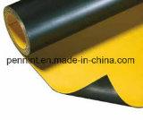 India 2mm het Groene/Zwarte Dubbele Waterdichte Membraan van pvc