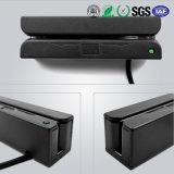 3 pistes Hico et lecteur de cartes de bande magnétique de Loco et encodeur d'auteur