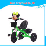 Conduite mignonne de vélo de charron de l'enfant 3 de tricycle de bébé de gosses de modèle neuf sur le jouet
