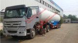 60, de 000liters LPG del transporte del petrolero acoplado semi