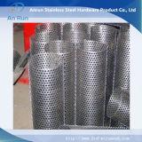 Het ronde Blad van het Aluminium van het Gat voor Buizen