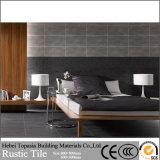 終わる陶磁器の床タイルの無作法な艶をかけられた磁器の壁のタイルマット
