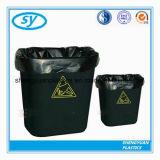 Sacs d'ordures en plastique de sacs de détritus de HDPE