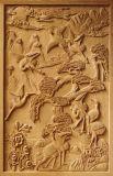أوروبا نوعية [3د] 1325 [كنك] مسحاج تخديد خشبيّة مع [س], [سغس] تصديق, فراغ طاولة
