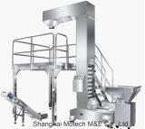 Multi máquina de empacotamento principal das microplaquetas de chocolate dos doces do pesador