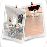 5mm Medium White Grey Rustic Wood Crystal Basketball PVC Flooring