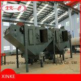 オンラインストリップのショットブラスト機械(ステンレス鋼、ケイ素の鋼鉄、等) Q696