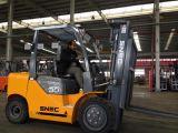 Forklift 3000kg de levantamento de Arábia Saudita 4.5m