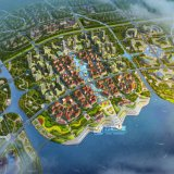 都市レンダリングのプロジェクトの生態学的な健康