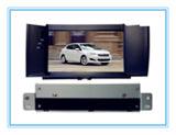 7 véhicule DVD de pouce deux DIN pour Citroen Citroen C4l