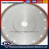 Supply fiable Turbo Diamond Saw Blade pour Granite, Marble/Cyclone Mesh Turbo