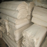 Paño gris tejido del gris de la tela del algodón