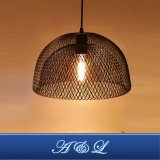 lâmpada nova do pendente do metal do projeto do vintage do a&L