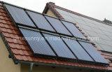 Collettore solare del condotto termico di vuoto dell'antigelo di alta efficienza con Keymark solare per il riscaldamento dell'acqua solare