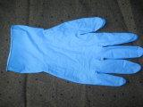 Шток фабрики Китая горячий проданный для перчаток Non стерильного нитрила устранимых (порошок свободно)