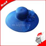 Chapéu flexível da mulher do chapéu do verão do chapéu