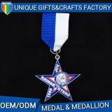 Ordine dell'OEM per la medaglia di oro tedesca con i nastri