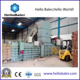 Máquina de imprensa de empacotamento automático Hello Baler com 3 cilindros de aperto