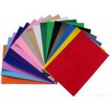 파일 겹을 만들기를 위한 고품질 색깔 판지