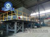 De dubbele Ontvezelmachine van de Schacht met Ce- Certificaat voor Verkoop, de Machine van de Ontvezelmachine