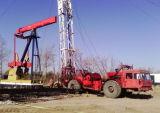 Verwendeter leerender LKW für Öl-und Gassonde-Reinigung im Ölfeld