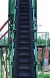 Diaphragm를 가진 Diaphragm/Corrugated Sidewall Conveyor Belt를 가진 파 Form Sidewall Conveyor Belt