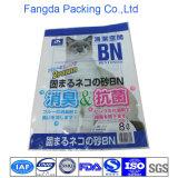 Мешок сора кота бортового запечатывания 3 выполненный на заказ напечатанный
