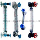 Cristal de nivel de agua Indicador de nivel de tanque - Indicador - Agua Medidor de nivel